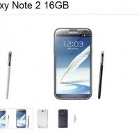 Начало продаж Samsung Galaxy Note 2 в России!